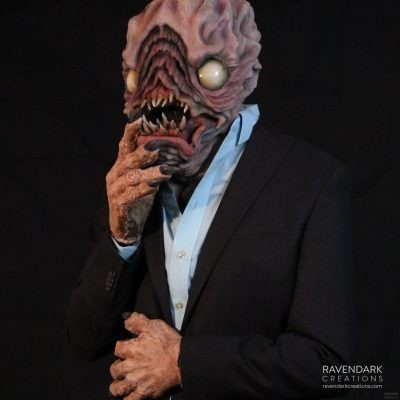 The Innsmouth Look Silicone Mask