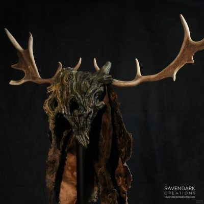 Cernunnos Green Man Mask